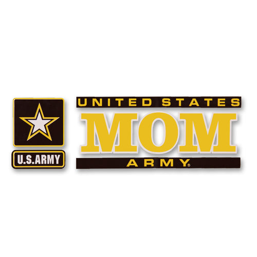 ARMY MOM DECAL 2