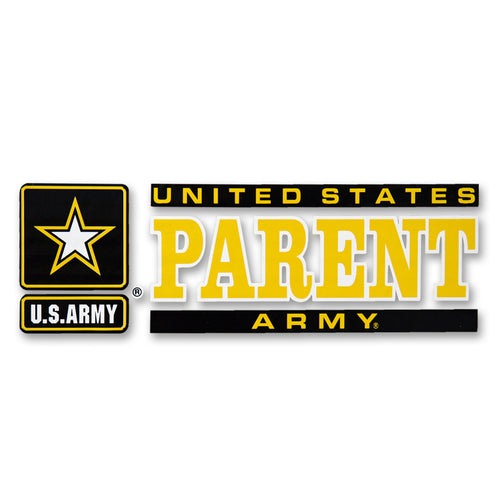 ARMY PARENT DECAL 1