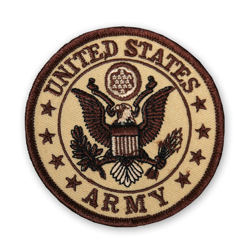 ARMY PATCH (DESERT) 1