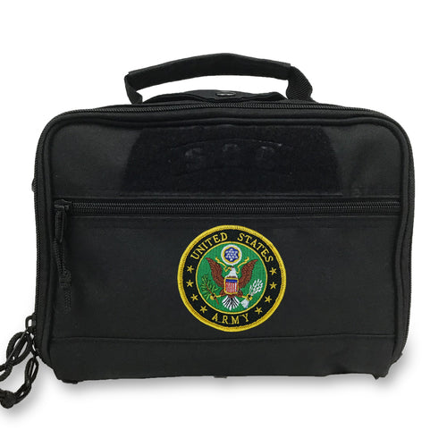 ARMY S.O.C. T-BAG TOILETRY BAG (BLACK) 4