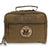 ARMY S.O.C. T-BAG TOILETRY BAG (COYOTE BROWN) 4