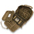 ARMY S.O.C. T-BAG TOILETRY BAG (COYOTE BROWN) 2