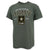 ARMY STAR EST. 1775 T-SHIRT (HEATHER MILITARY GREEN) 1