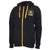 ARMY STAR EMBROIDERED FLEECE FULL ZIP (BLACK)