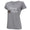 ARMY STAR LADIES MOM V-NECK T-SHIRT (GREY) 1