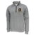 ARMY STAR LOGO 1/4 ZIP (GREY)