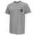 ARMY STAR LOGO POCKET T-SHIRT (GREY)