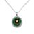 ARMY STAR ROPE EDGE NECKLACE