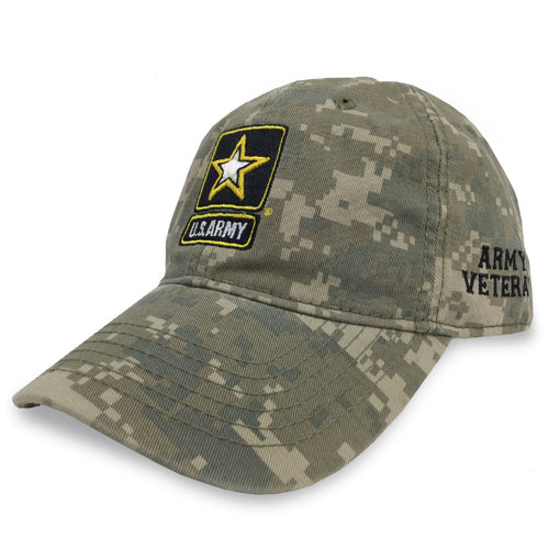 ARMY STAR VETERAN HAT (DIGI CAMO) 4