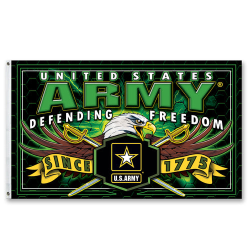 ARMY STRIKE FORCE 3X5 FLAG 1
