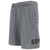 Army Under Armour Cotton Jersey Shorts (Steel Heather)