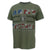 ARMY VETERAN CAMO T-SHIRT (GREEN) 1