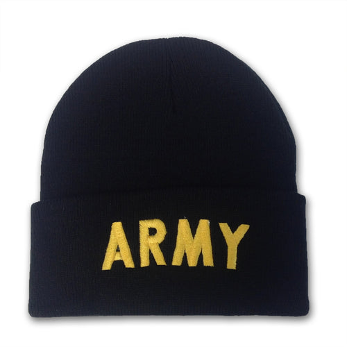 ARMY WATCH CAP 1