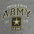 ARMY YOUTH STAR EST. 1775 T-SHIRT (GREY)