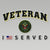 ARMY VETERAN I SERVED DECAL