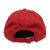 FOLDS OF HONOR USA FLAG LOW PROFILE TWILL HAT (RED) 2