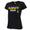 LADIES UNITED STATES ARMY MOM T-SHIRT (BLACK) 2