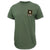 U.S. ARMY ACTION SCENE DUTY HONOR COUNTRY T-SHIRT (OD GREEN) 4