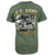 U.S. ARMY ACTION SCENE DUTY HONOR COUNTRY T-SHIRT (OD GREEN) 5