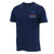 UNDER ARMOUR FREEDOM FIERCE COMPETITOR T-SHIRT (NAVY) 5