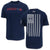 UNDER ARMOUR FREEDOM FLAG BOLD T-SHIRT (NAVY) 6