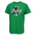 UNITED STATES ARMY SHAMROCK T-SHIRT (GREEN) 1