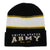 UNITED STATES ARMY STRIPED WATCH CAP (BLACK) 1