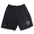 UNITED STATES ARMY UNDER ARMOUR RAID SHORT (BLACK)
