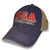 USA OLD FAVORITE TRUCKER HAT (BLUE) 4