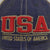 USA OLD FAVORITE TRUCKER HAT (BLUE) 2