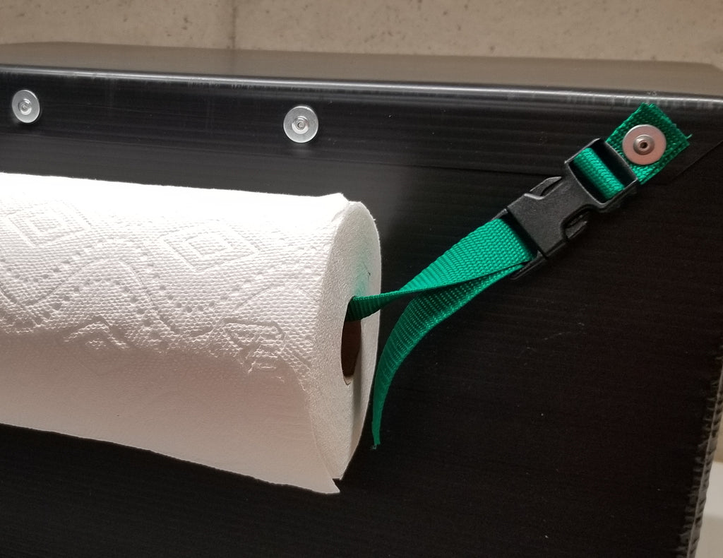 Paper Towel Holder for the Chuck Box