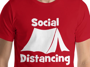 Presenting the Social Distancing T-shirt
