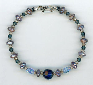Cat's Eye Kyanite Bracelet - UniqueCherie