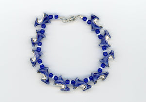 Ceramic Dolphin Bracelet - UniqueCherie