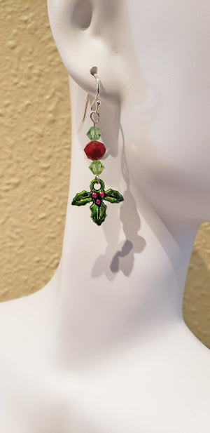 Holly Earrings - UniqueCherie