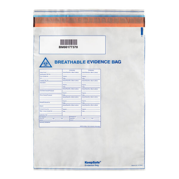 Breathable Evidence Bag