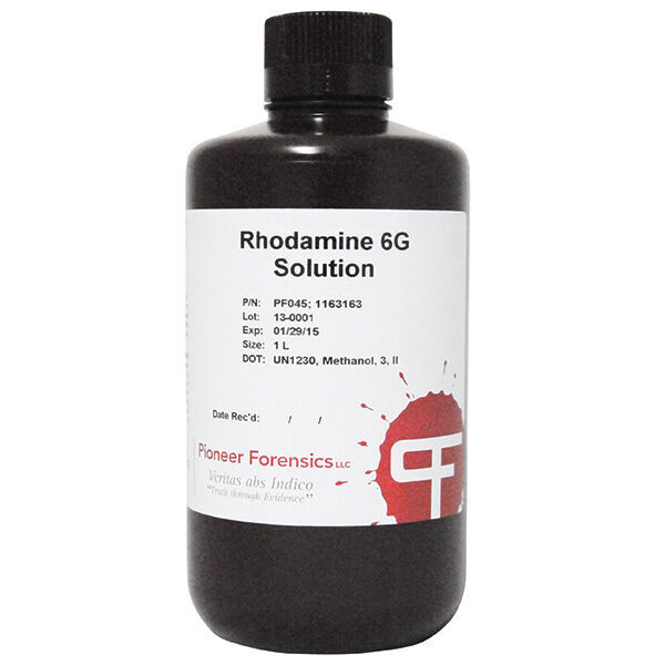 RHODAMINE 6G SOLUTION 1 L