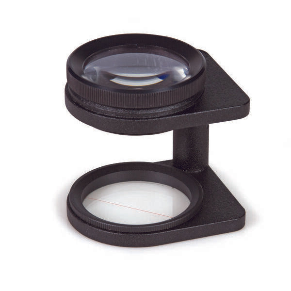 5X Magnifier with Henry Disk