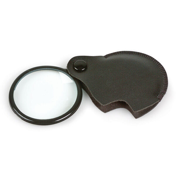 Attached Case Magnifier