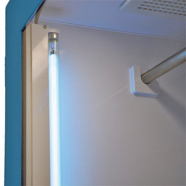 Optional UV Light for SecureDry™