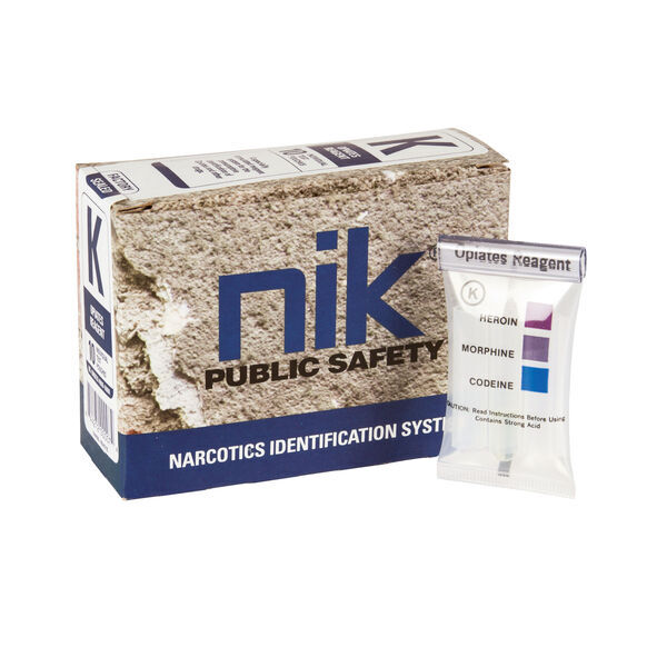 NIK® Test K - Opiates