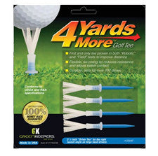 4 Yards More Tee's