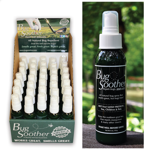 BugSoother Bug Repellent
