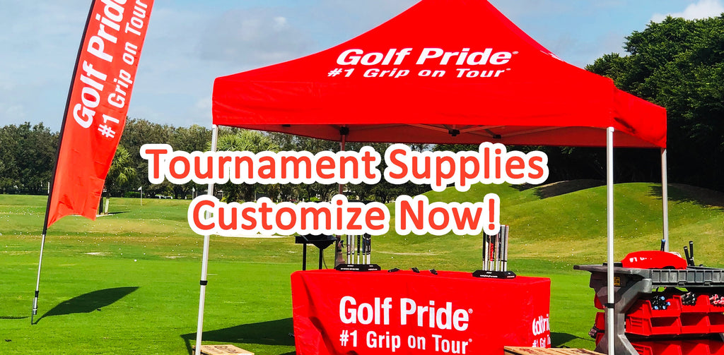 Golf Pride Rewards Zone
