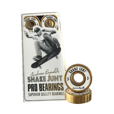 ANDREW REYNOLDS BEARINGS