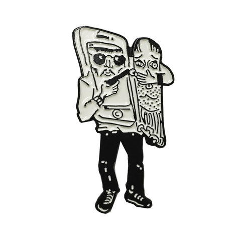 Hostage Crisis Lapel Pin