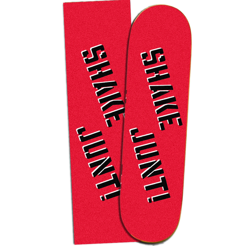 SHAKE JUNT GRIP TAPE RED