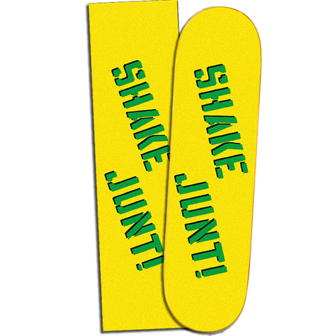 YELLOW / GREEN GRIP TAPE