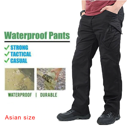 Tactical Waterproof  Cargo Pants
