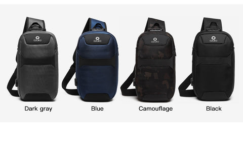 Anti-theft Sling Backpacks With Laptop Compartment 3-Digit LockAnti-theft Sling Backpacks With Laptop Compartment 3-Digit Lock